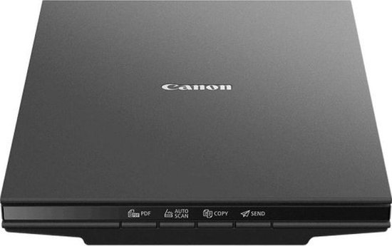 Canon CanoScan LiDE 300 2400 x 2400 DPI Flatbed scanner Zwart A4
