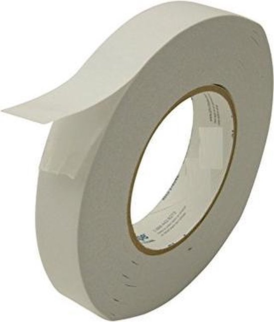 Tissue tape dubbelzijdig - 10 meter x 12 mm