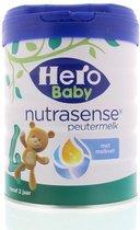 Hero Baby 4 Nutrasense Peutermelk - Flesvoeding - 700 gram