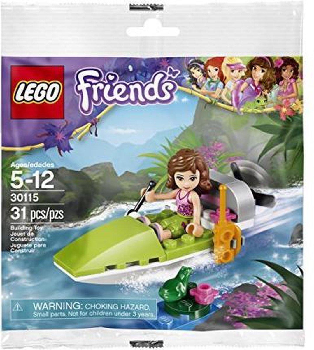 Lego Friends 30115 Jungle Boat