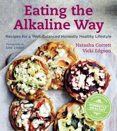 Boek cover Eating the Alkaline Way van Natasha Corrett