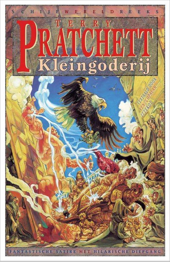 Schijfwereld 13 - Kleingoderij - Terry Pratchett | Fthsonline.com