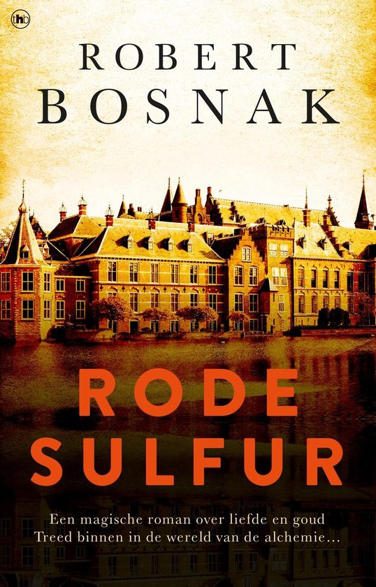 Rode sulfur - Robert Bosnak |
