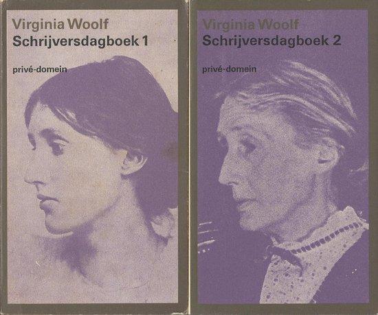 Schrijversdagboek deel 1 en 2 - Virginia Woolf |