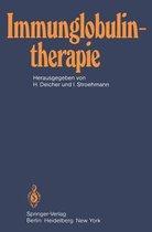 Omslag Immunglobulintherapie