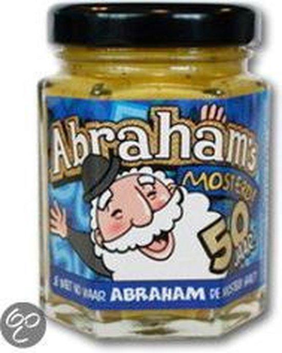 Uitgelezene bol.com   Mosterd kl - abraham 50 jaar DG-63