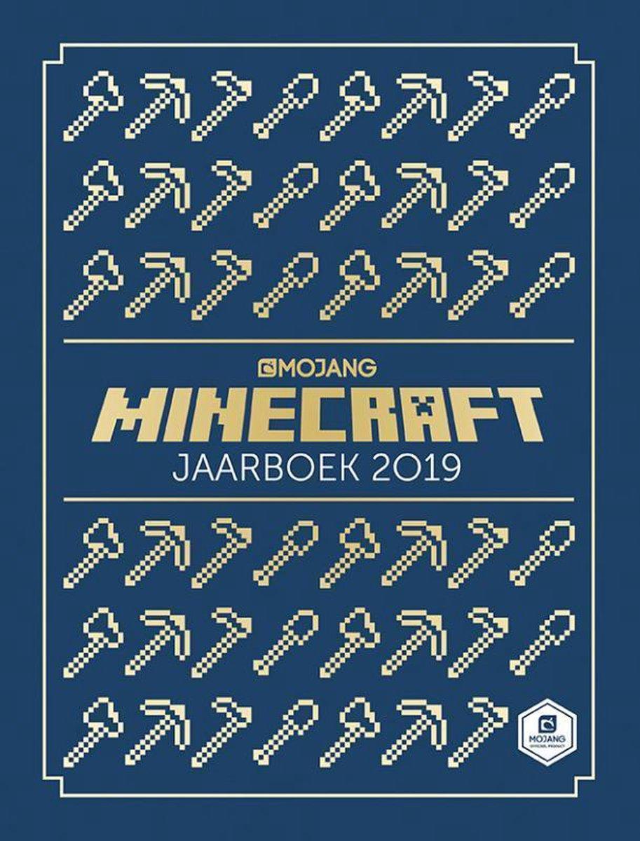 Minecraft jaarboek 2019
