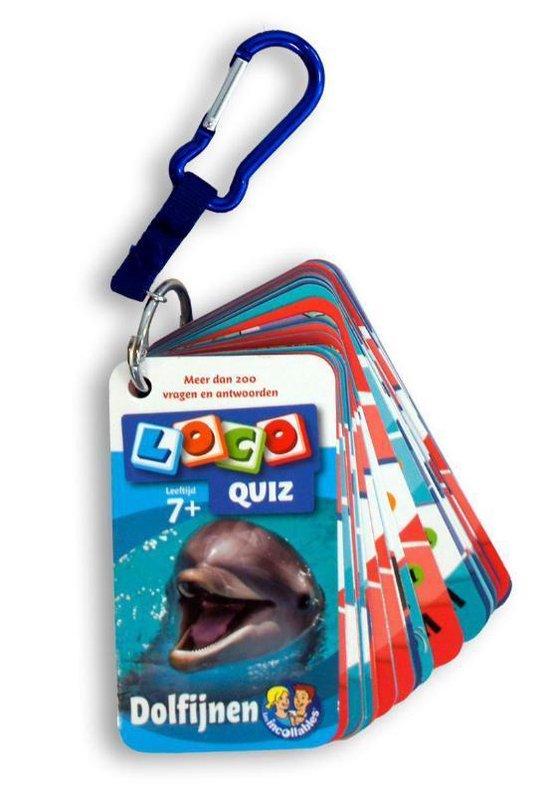 Loco Quiz Dolfijnen - Nvt. |