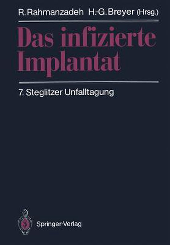 Das Infizierte Implantat