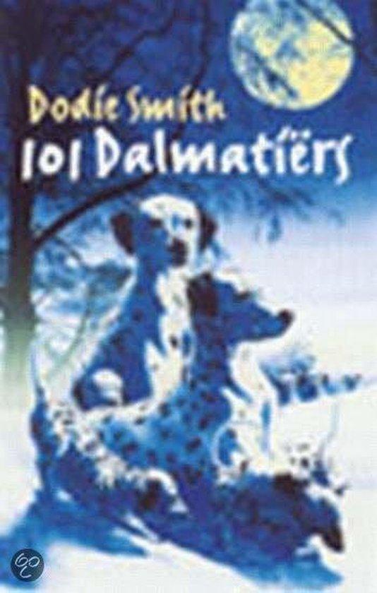 Cover van het boek '101 Dalmatiers' van Delia Smith