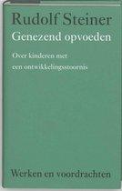 Boek cover Genezend opvoeden van Rudolf Steiner