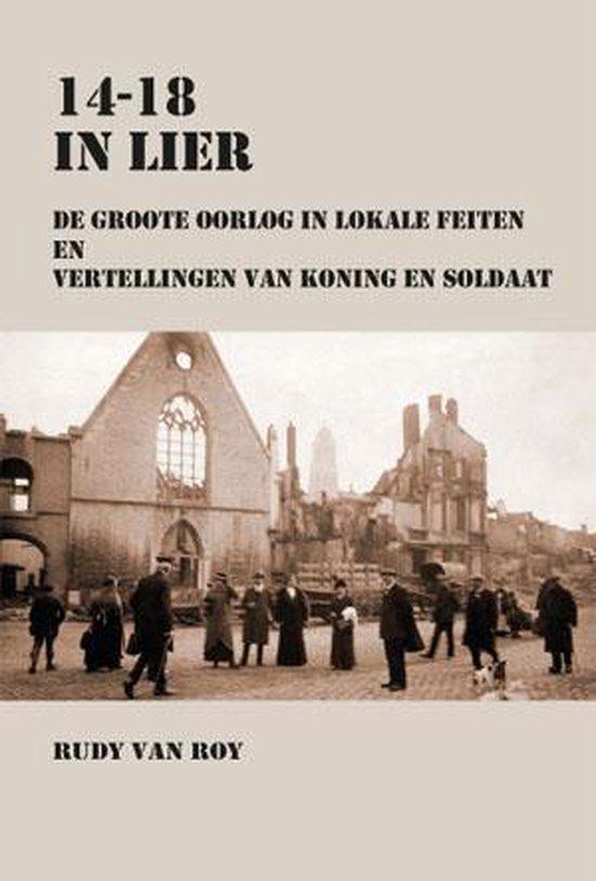 Cover van het boek '14-18 in Lier'