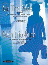My Trio Book (Mein Trio-Buch) (Suzuki Violin Volumes 1-2 Arranged for Three Violins)
