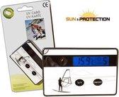 UV CARD - Zonkracht meter - Wit