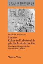 gypten. Kultur Und Lebenswelt in Griechisch-R mischer Zeit