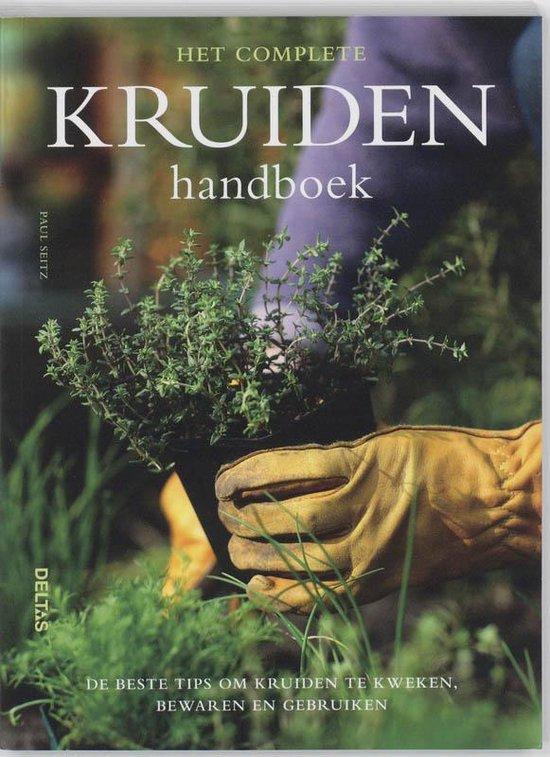 Het complete kruiden handboek - Paul Seitz |