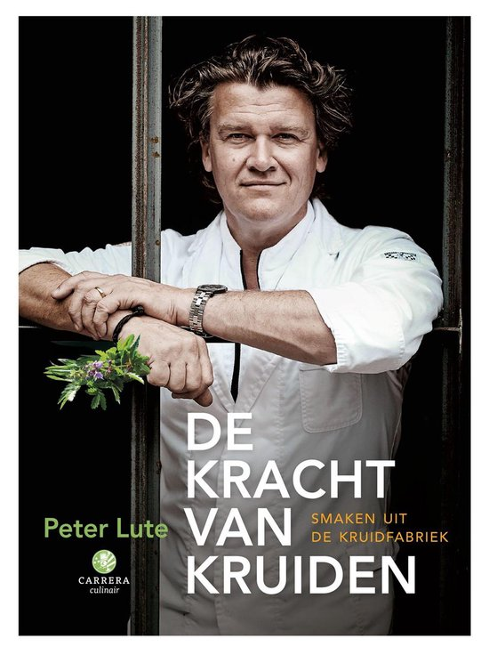 Boek cover De kracht van kruiden van Peter Lute (Onbekend)