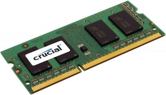 CT102464BF160B 8GB DDR3 1600 MT/s