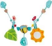 Hape Kinderwagenspanner Bij 43 Cm Blauw