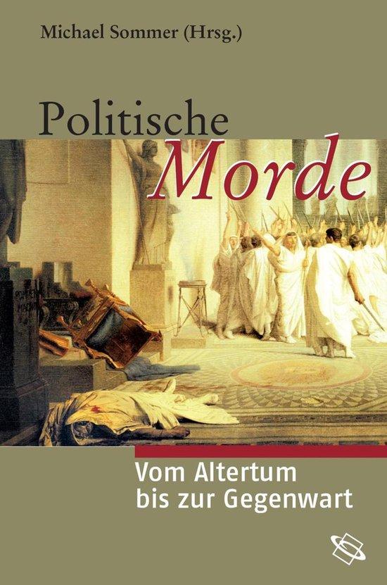 Boek cover Politische Morde van Dietmar Rothermund (Onbekend)