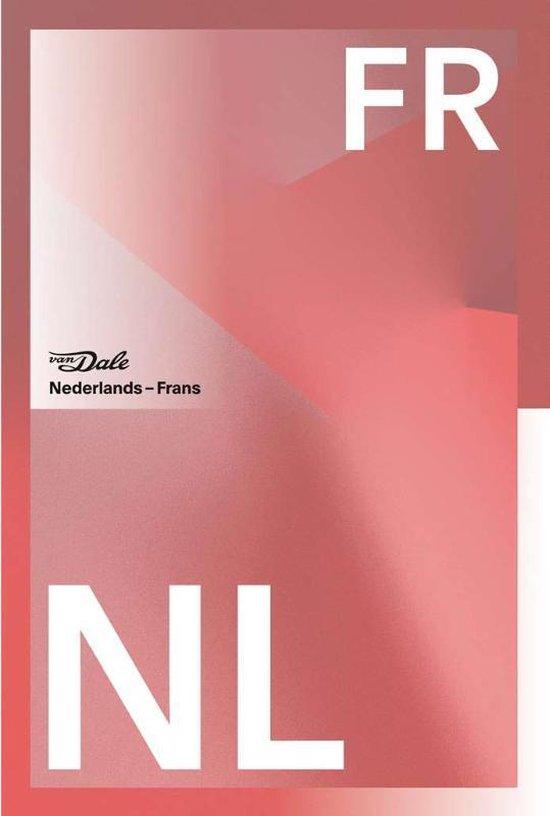 Van Dale Groot woordenboek Nederlands-Frans voor school - none |