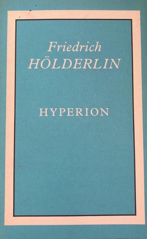 HYPERION - Holderlin | Readingchampions.org.uk