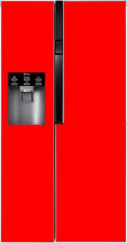 Koelkast: LG GSL360R - Amerikaanse koelkast - Rood, van het merk LG