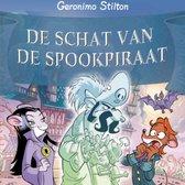 Boek cover De schat van de spookpiraat van Geronimo Stilton