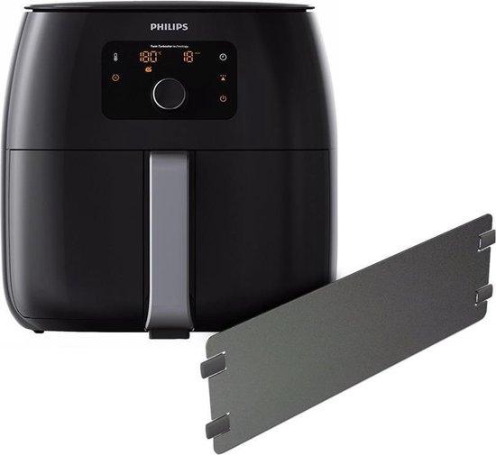 Philips Premium Airfryer XXL HD9652/90 - Hetelucht friteuse met panverdeler - Philips