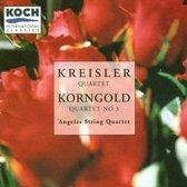 Kreisler: Quartet/Korngold: Quartet No.3