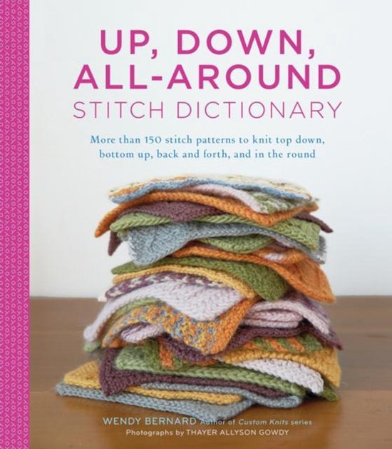 Up, Down, All Around Stitch Dictionary
