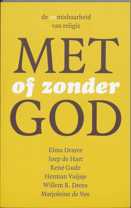 Met Of Zonder God - Elma Drayer pdf epub