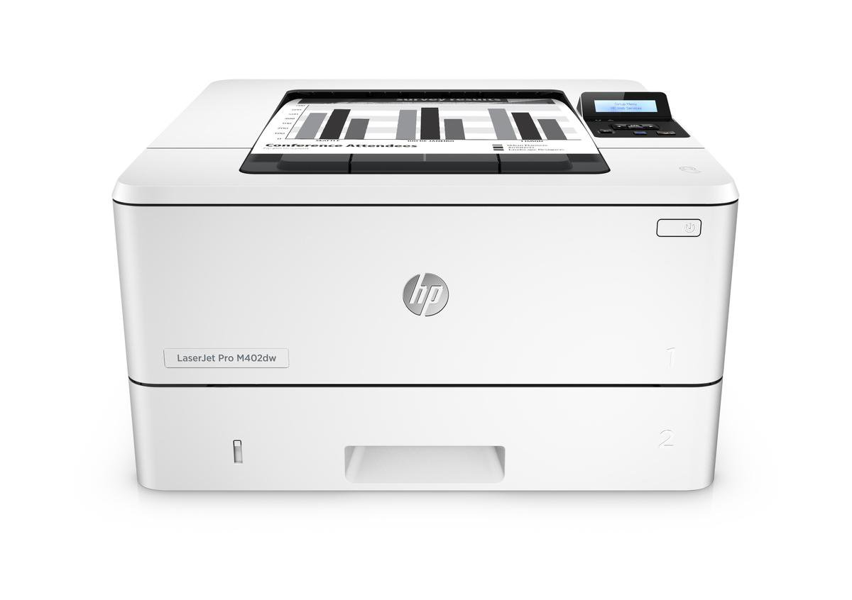 HP LaserJet Pro M402dw - Zwart/wit Laserprinter - HP