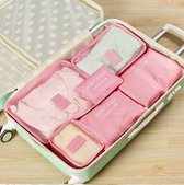 Packing cubes Set - Roze