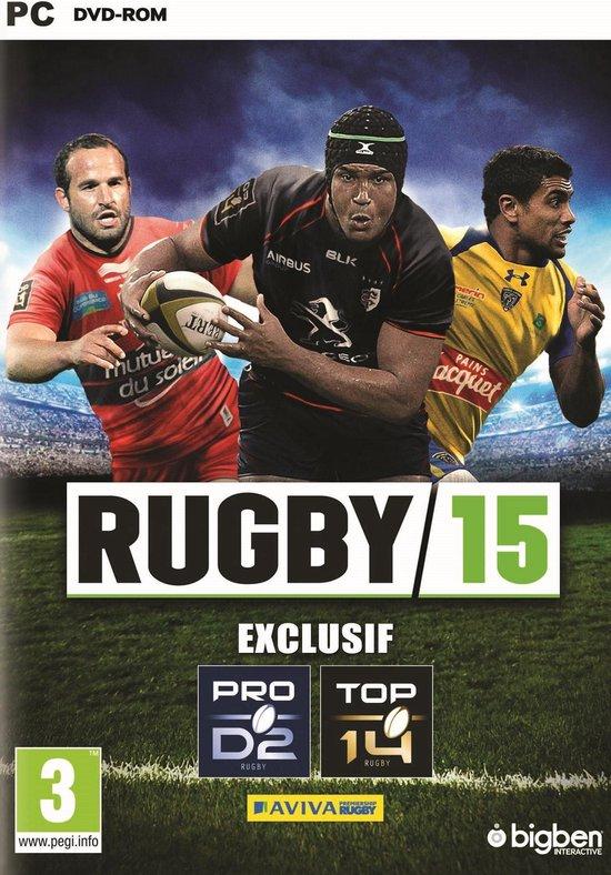 Rugby 15 – Windows