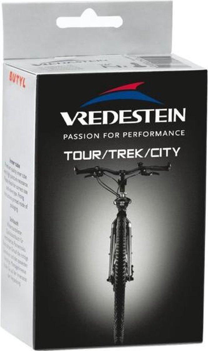 Vredestein - Binnenband Fiets - Auto Ventiel - 40 mm - 28 x 1 5/8 x 1 3/8 - 1.60 - Vredestein