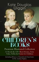 CHILDREN'S BOOKS - Premium Illustrated Collection: