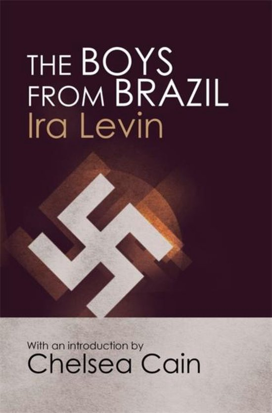 Boek cover The Boys From Brazil van Ira Levin (Paperback)