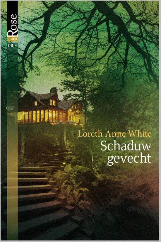 Black Rose 5B - Schaduwgevecht - Loreth Anne White |