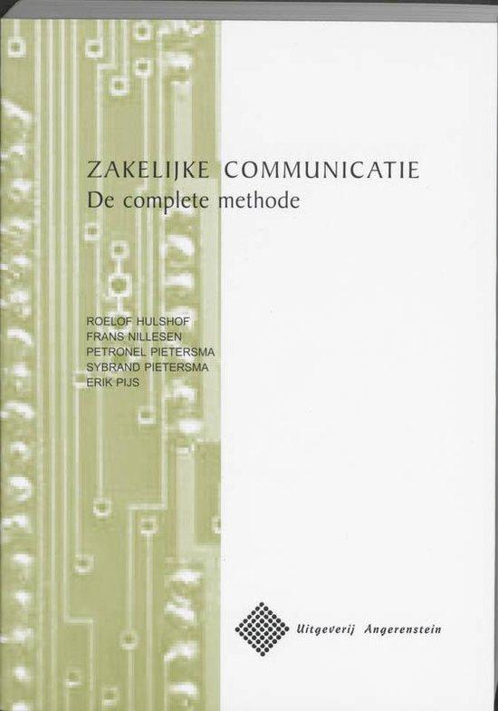 Zakelijke communicatie - Roelof Hulshof | Fthsonline.com