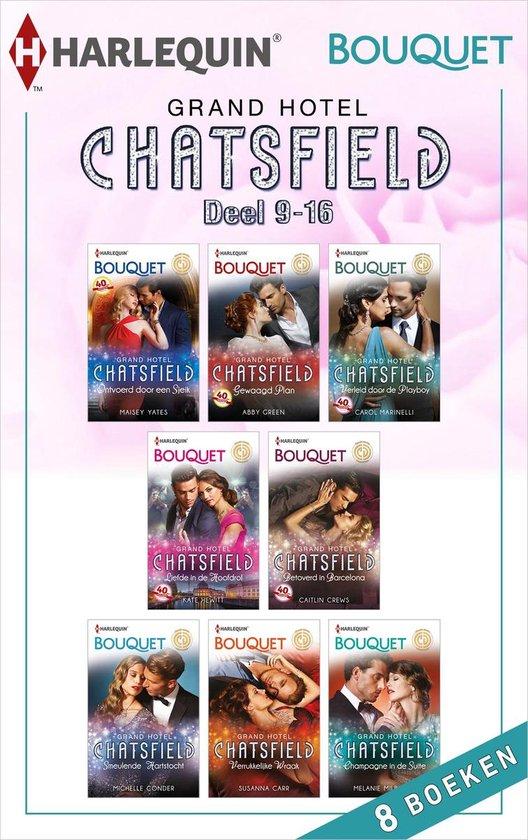 Bouquet Bundel - Grand Hotel Chatsfield deel 9-16 - Caitlin Crews  