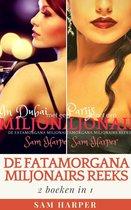 De Fatamorgana Miljonairs Reeks 5 - De Fatamorgana Miljonairs Reeks: 2 boeken in 1