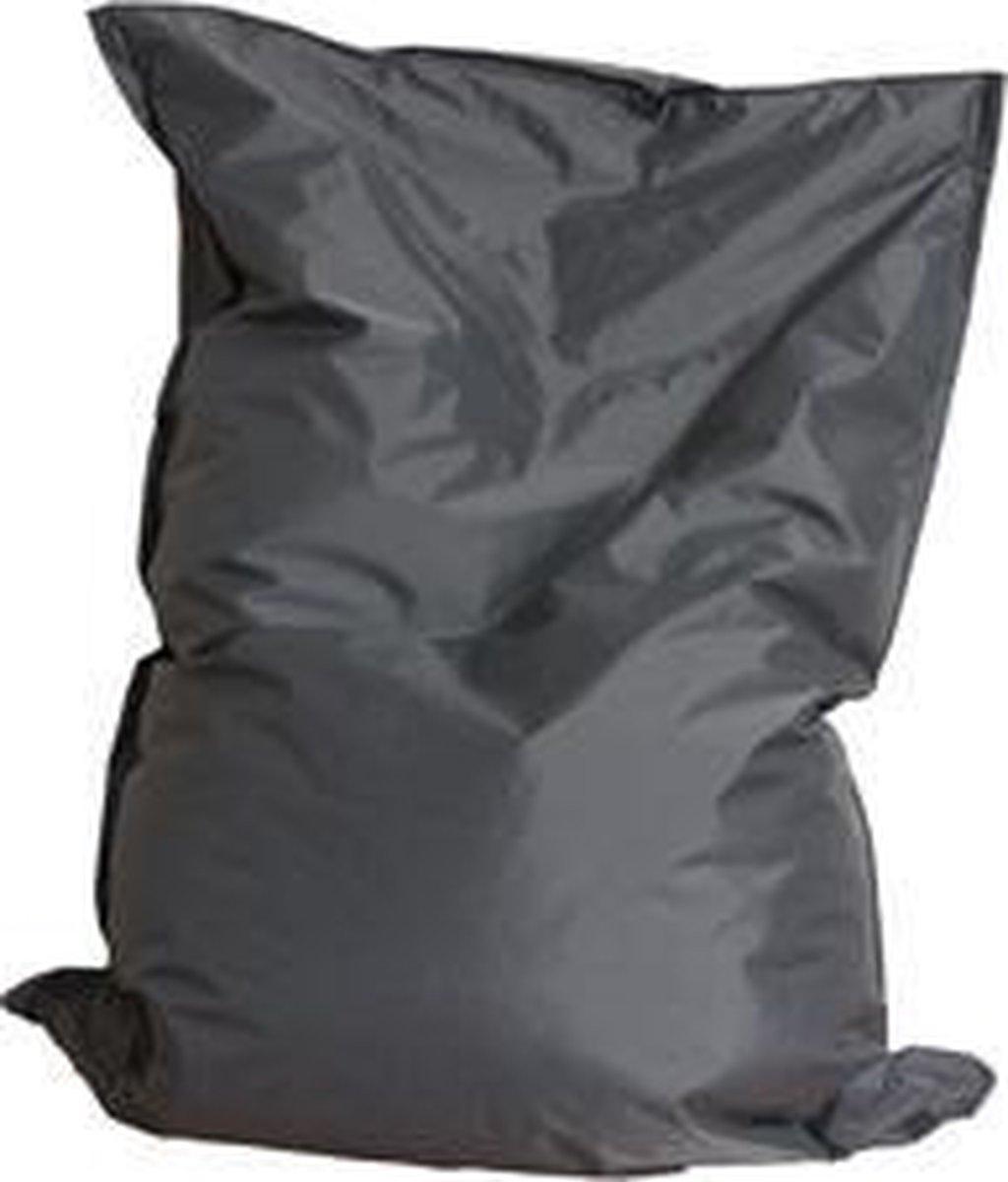 Drop & Sit Zitzak - Grijs - 100x150 cm - Voor binnen en buiten - Drop & Sit