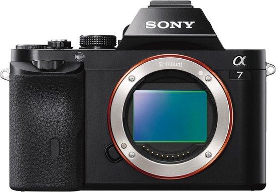 Sony A7K + 28-70mm f/3.5-5.6 - Zwart