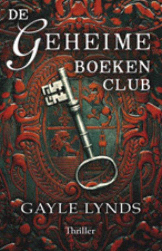 De Geheime Boekenclub - Gayle Lynds |