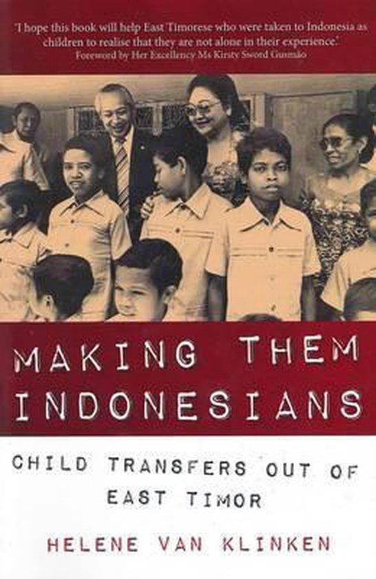 Making Them Indonesians
