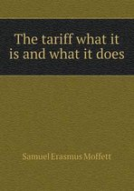 The Tariff What It Is and What It Does