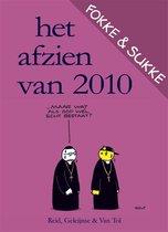 Boek cover Fokke & Sukke - Fokke & Sukke Het afzien van 2010 van John Stuart Reid (Paperback)