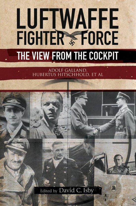 Boek cover Luftwaffe Fighter Force van Adolf Galland (Onbekend)