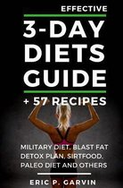 Effective 3-Day Diets Guide + 57 Recipes